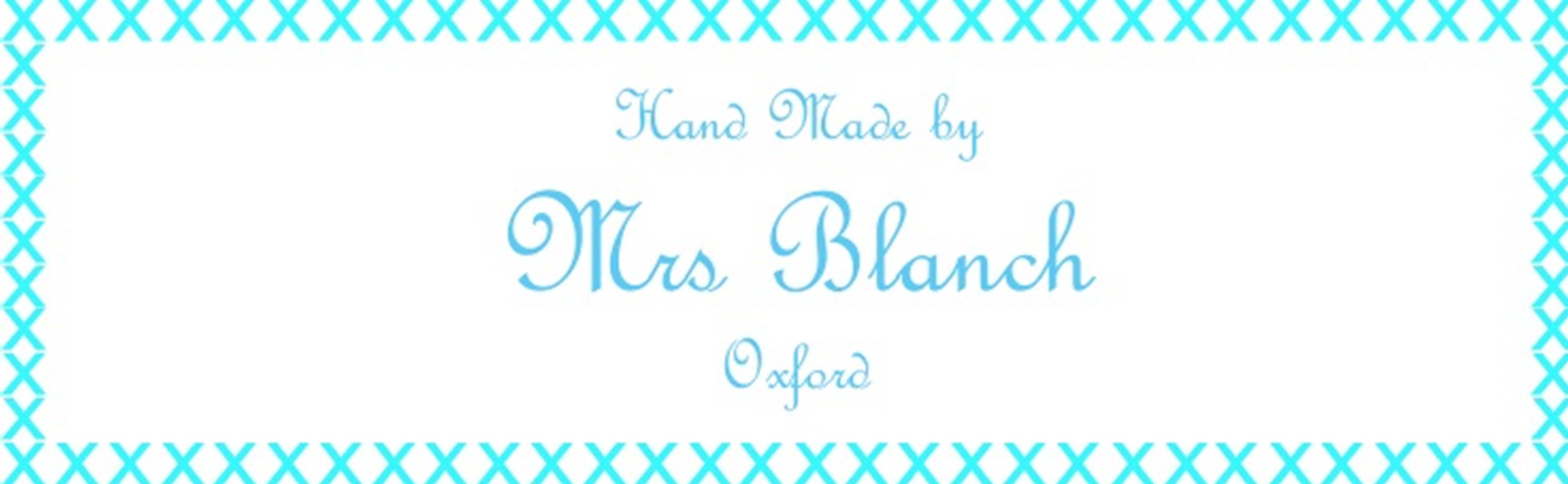Mrs Blanch
